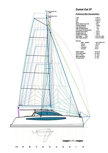 C-Catamarans 37 16