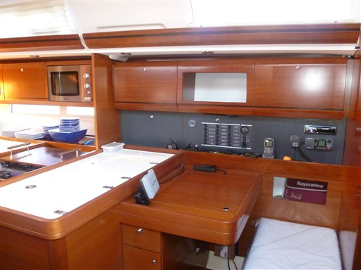 Dufour Yachts 405 Grand large 6
