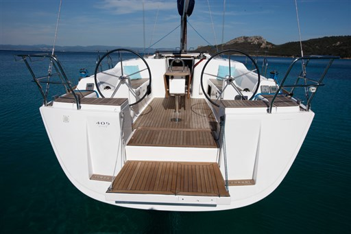 Dufour Yachts 405 Grand large 3