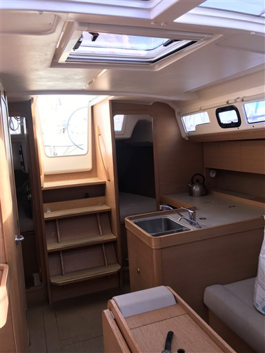 Dufour Yachts 350 Grand Large 3