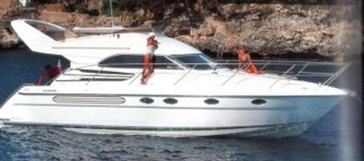 Fairline PHANTOM 40 19