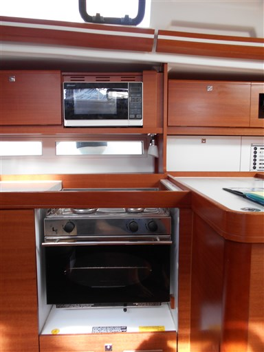 Dufour Yachts 380 Grand large 15