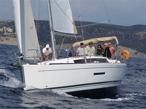 Dufour Yachts 380 Grand large 1