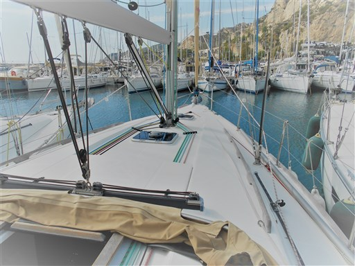 Dufour Yachts 380 Grand large 4