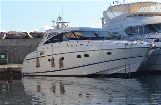 Princess Yachts V58