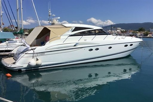 Princess Yachts V58 2