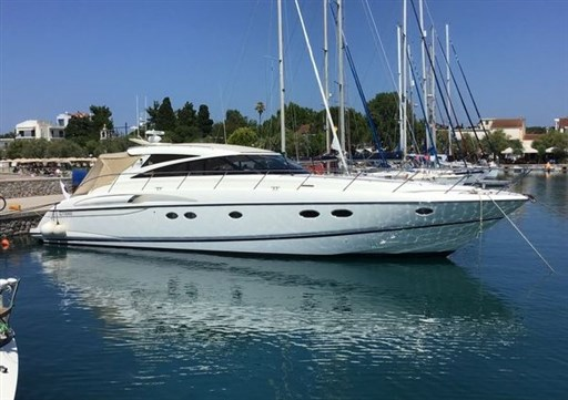 Princess Yachts V58 1
