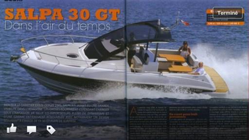 Salpa 30 GT 9