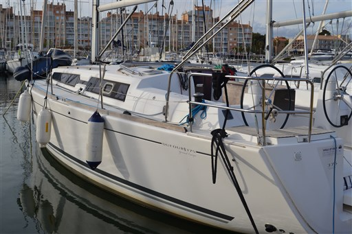 Dufour Yachts 375 Grand Large 5