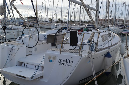 Dufour Yachts 375 Grand Large 6