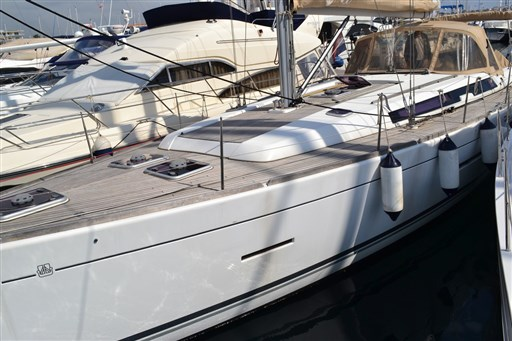 Dufour Yachts 450 Grandlarge 3