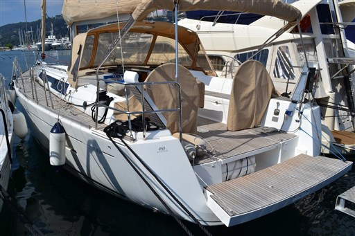 Dufour Yachts 450 Grandlarge 1