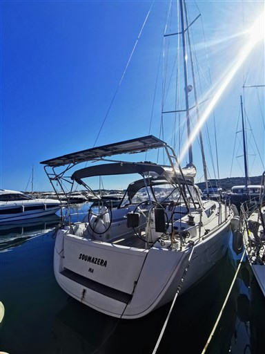 Dufour Yachts 450 Grand Large 1