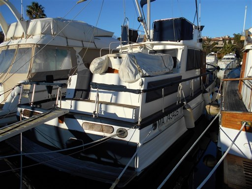 American Marine GRAND BANKS 36 CL 5
