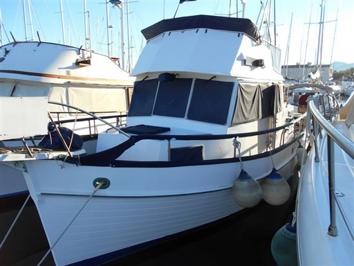 American Marine GRAND BANKS 36 CL 3