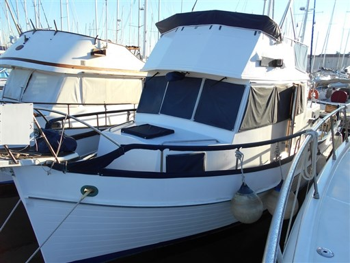 American Marine GRAND BANKS 36 CL