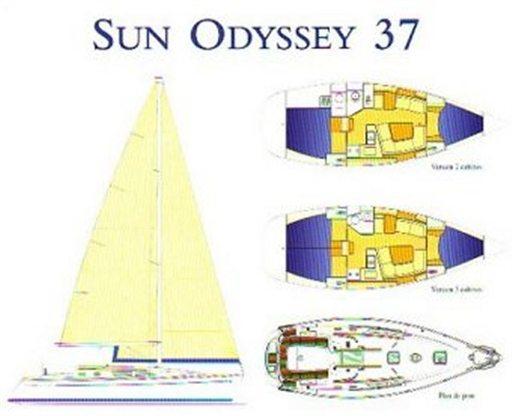 Jeanneau SUN ODYSSEY 37 6