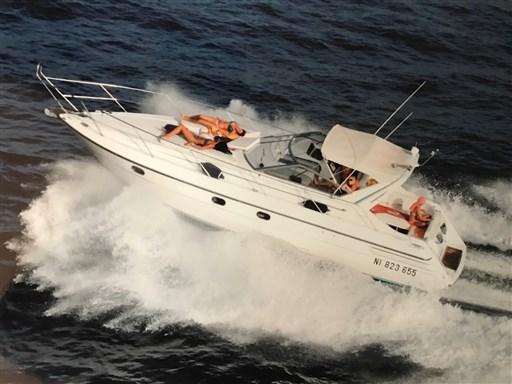 Princess Yachts 366 Riviera  1