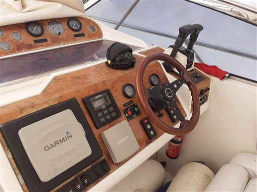 Princess Yachts 366 Riviera  8