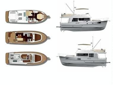 Beneteau Swift Trawler 44 16