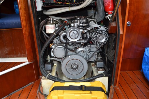 Beneteau Oceanis 393 Clipper 22