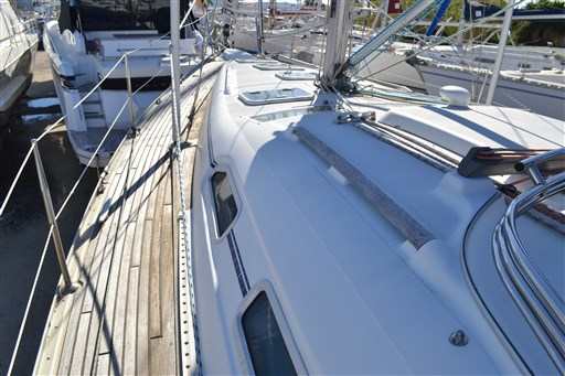 Beneteau Oceanis 393 Clipper 11