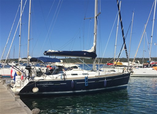 Beneteau Oceanis 393 Clipper 3