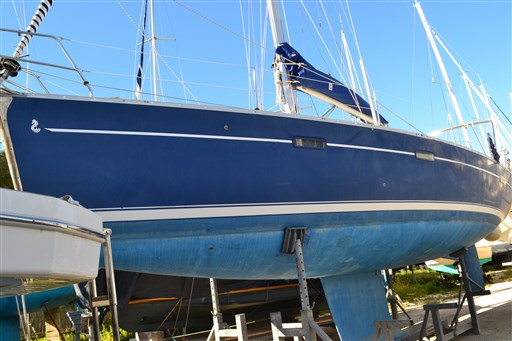 Beneteau Oceanis 393 Clipper 6