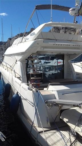 Jeanneau Prestige 620 S 18