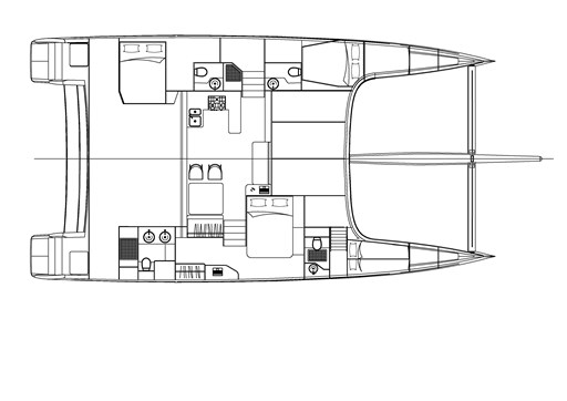 C-Catamarans 50 7