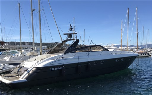 Princess Yachts V 55