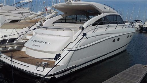 Princess Yachts V 53 2