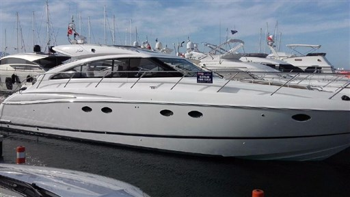 Princess Yachts V 53 1