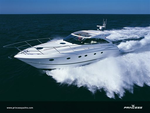 Princess Yachts V 53 21