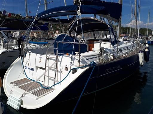 Beneteau Oceanis 411 2