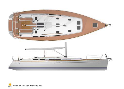 Dufour Yachts Dufour 455 14