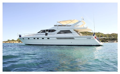 Princess Yachts 65 2