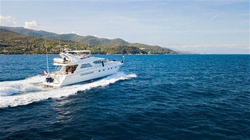 Princess Yachts 65 1