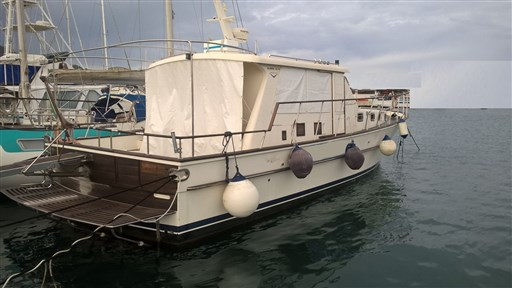 Shanghai Double Happines Yacht Alaska 12,70