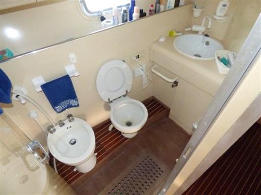 bagno cabina armatore