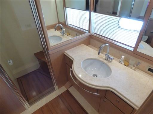 bagno cabina ospiti