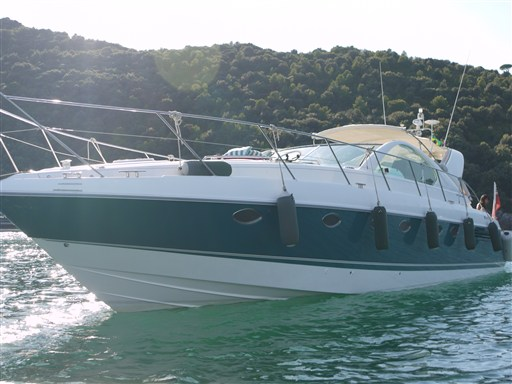 Fairline 48 Targa Gran Turismo