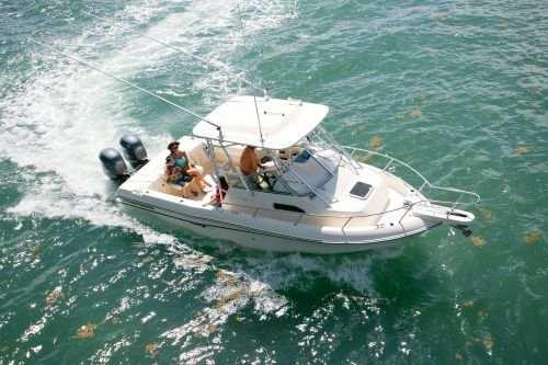 Grady White Boats 232 Gulfstream Wa