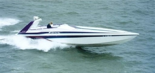 Sonic Power Boats 41 Ss