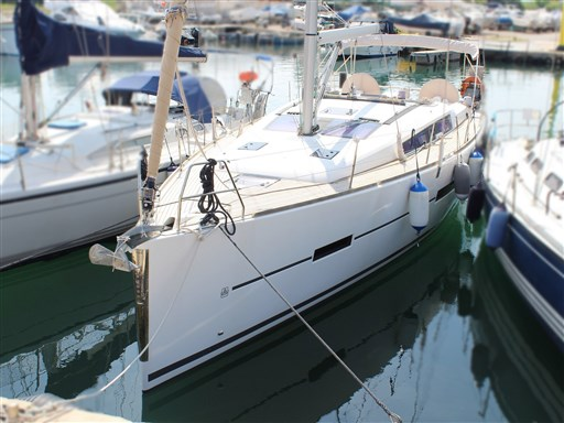 Dufour Yachts 410 Grand Large