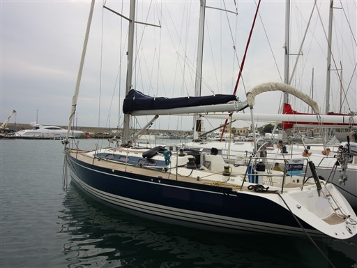 X-yachts X–412