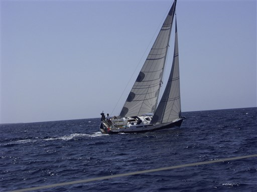 Abayachting Grand Soleil 37 B&C Cantiere del Pardo 6