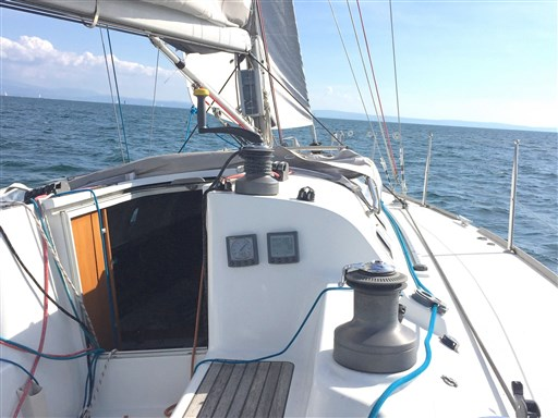 Abayachting Beneteau First 40.7 4