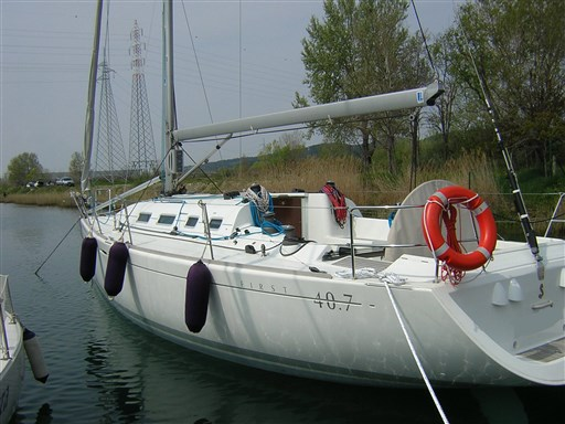 Abayachting Beneteau First 40.7 2