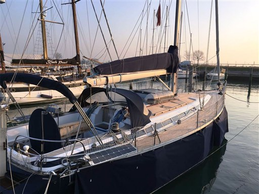 Abayachting Grand Soleil 46.3 Cantiere del Pardo 2